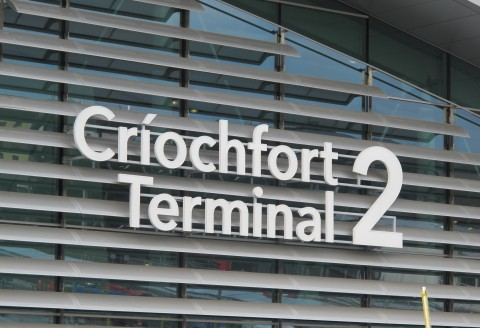 Info about Dublin Airport T2