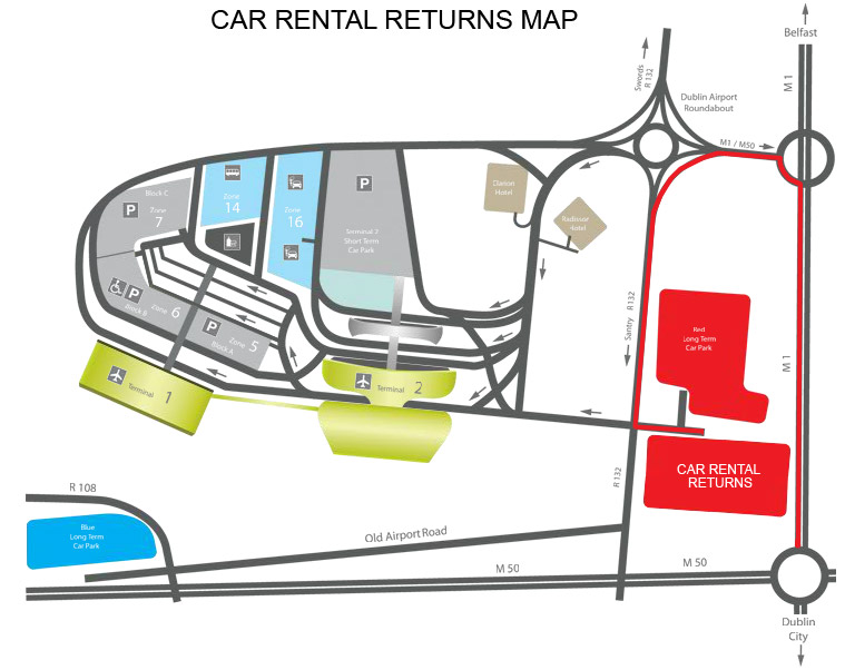 Rental car return las vegas international airport avis